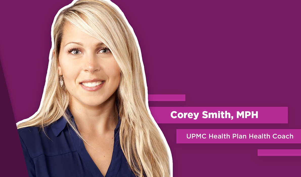 UPMC Health Plan health coach