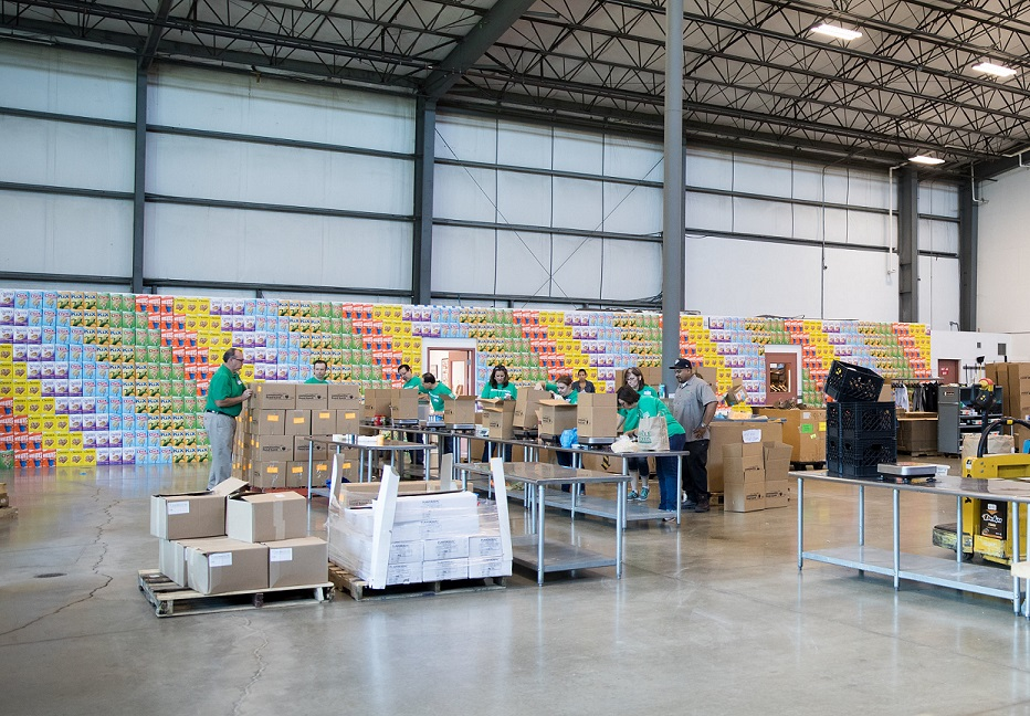 Greater Pittsburgh Community Food Bank Warehouse