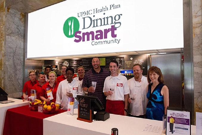 Dining Smart Community | UPMC Health Plan