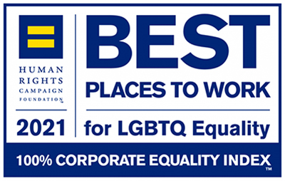 Human Rights Campaign 100% Corporate Equality Index