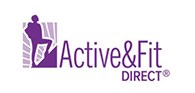 Active and Fit logo